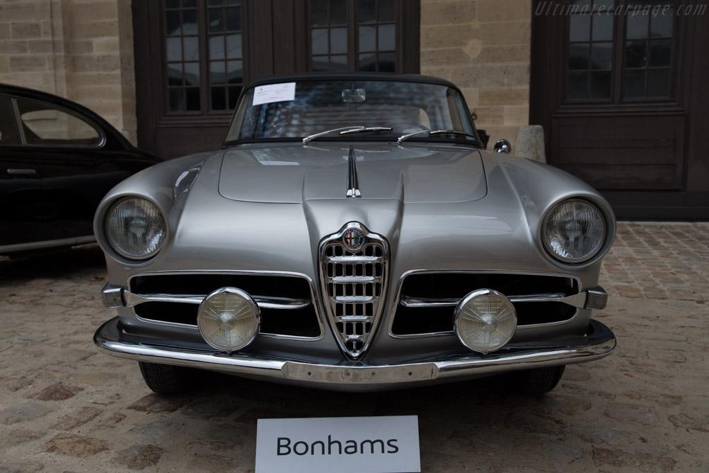 Alfa Romeo 1900C SS Ghia-Aigle Coupe - Chassis: AR1900C 10439   - 2015 Chantilly Arts & Elegance