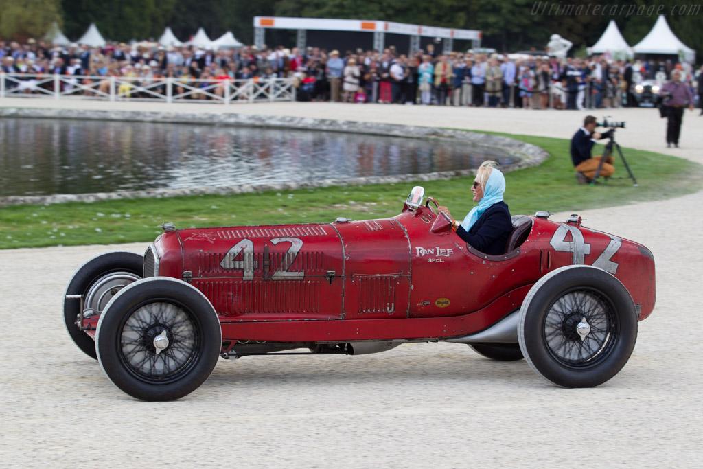 Alfa Romeo Tipo B - Chassis: 50007 - Entrant: Hugh Taylor  - 2015 Chantilly Arts & Elegance