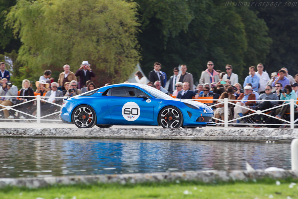 Alpine Celebration Concept    - 2015 Chantilly Arts & Elegance
