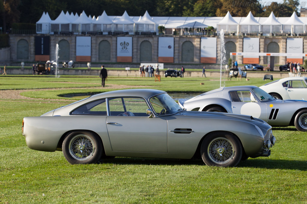 Aston Martin DB4 GT - Chassis: DB4GT/0105/R - Entrant: Private Collection  - 2015 Chantilly Arts & Elegance