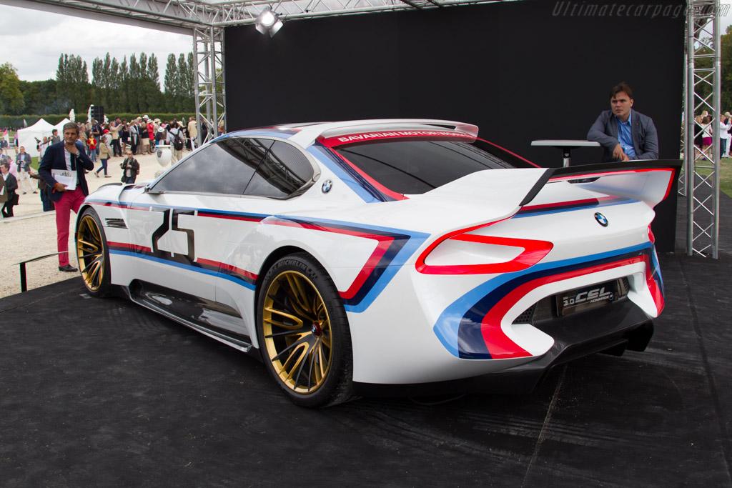 BMW 3.0 CSL Hommage R    - 2015 Chantilly Arts & Elegance
