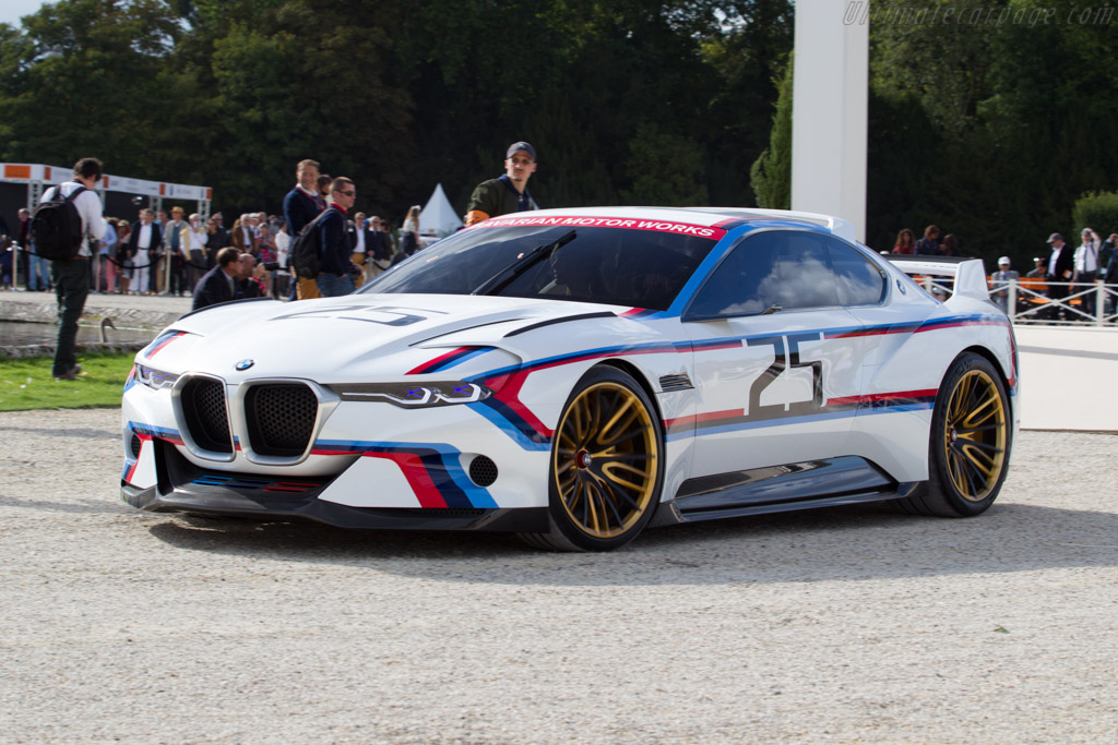 BMW 3.0 CSL Hommage R    - 2015 Chantilly Arts & Elegance