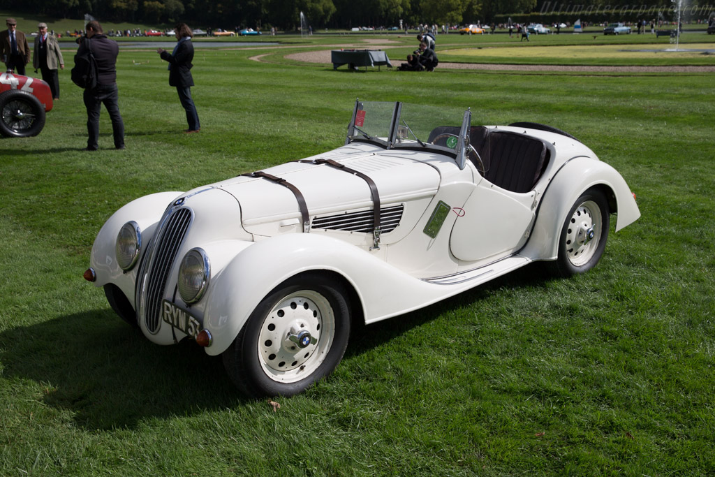 BMW 328 Roadster - Chassis: 85103 - Entrant: Private Collection  - 2015 Chantilly Arts & Elegance