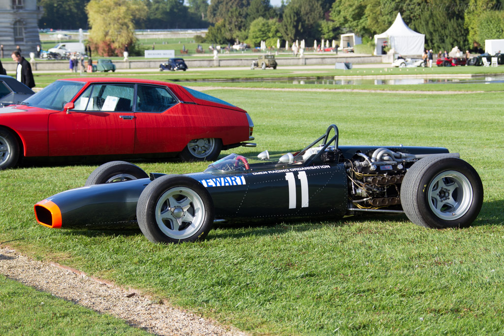 BRM P115 - Chassis: 1151 - Entrant: Richard Mille  - 2015 Chantilly Arts & Elegance