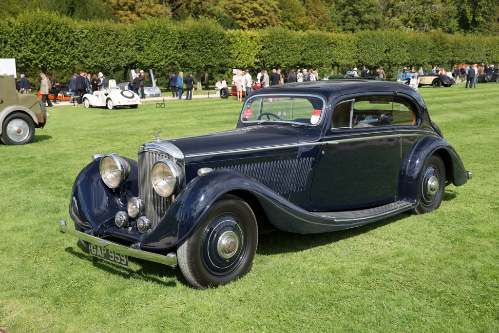 Bentley 4¼ Litre Gurney Nutting Pillarless Coupe    - 2015 Chantilly Arts & Elegance