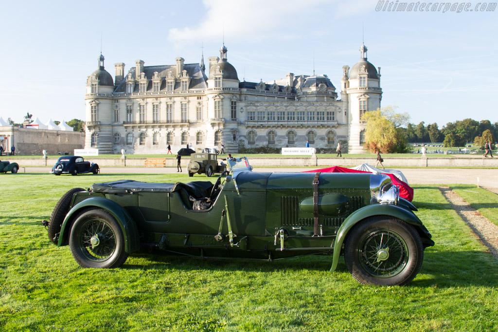 Bentley 8 Litre Vanden Plas Tourer - Chassis: YX5119 - Entrant: Private Collection  - 2015 Chantilly Arts & Elegance