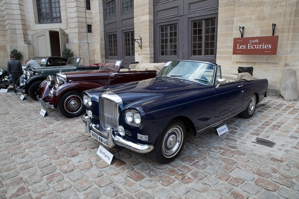 Bentley Continental S3 Cabriolet - Chassis: BC4LXA   - 2015 Chantilly Arts & Elegance