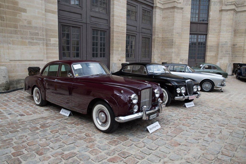 Bentley S2 Continental Flying Spur - Chassis: BC90LBY   - 2015 Chantilly Arts & Elegance