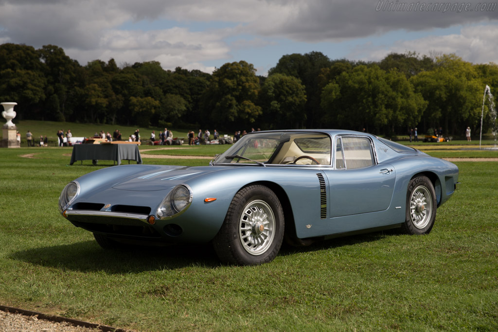 Bizzarrini 5300 GT - Chassis: B 0229 - Entrant: Scuderia Blu  - 2015 Chantilly Arts & Elegance