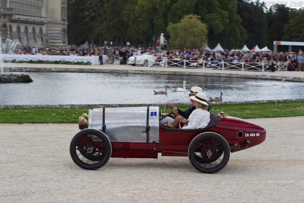 Bugatti Type 13 Brescia - Chassis: 1528 - Entrant: Francesco Guasti  - 2015 Chantilly Arts & Elegance