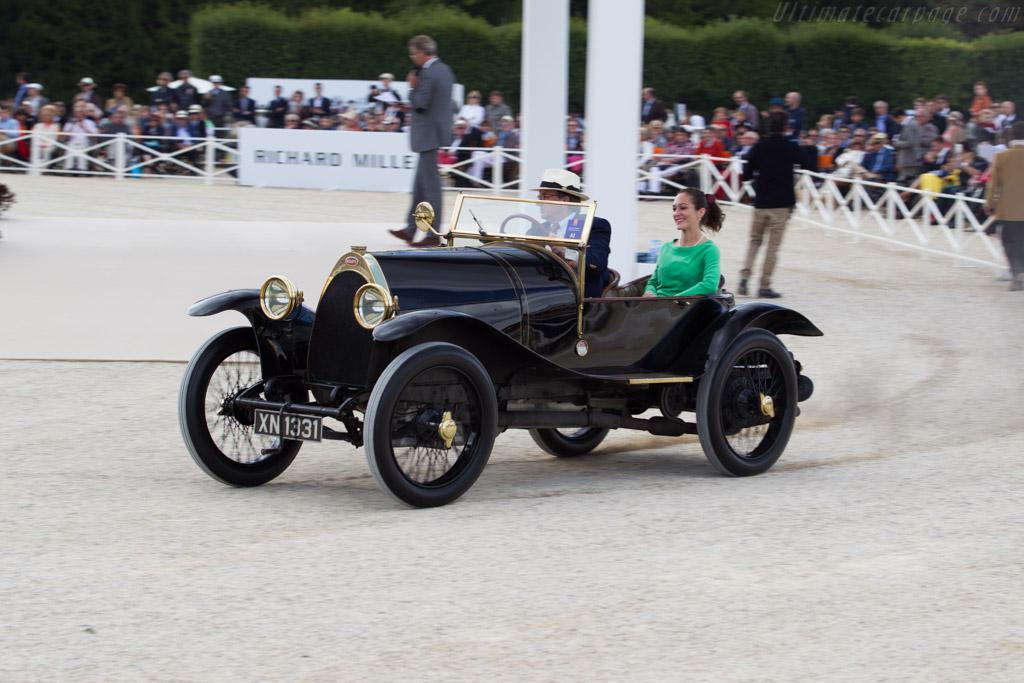 Bugatti Type 18 'Black Bess' - Chassis: 474 - Entrant: Evert Louwman  - 2015 Chantilly Arts & Elegance