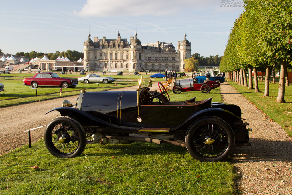 Bugatti Type 18 'Black Bess' - Chassis: 474 - Entrant: Evert Louwman  - 2015 Chantilly Arts & Elegance