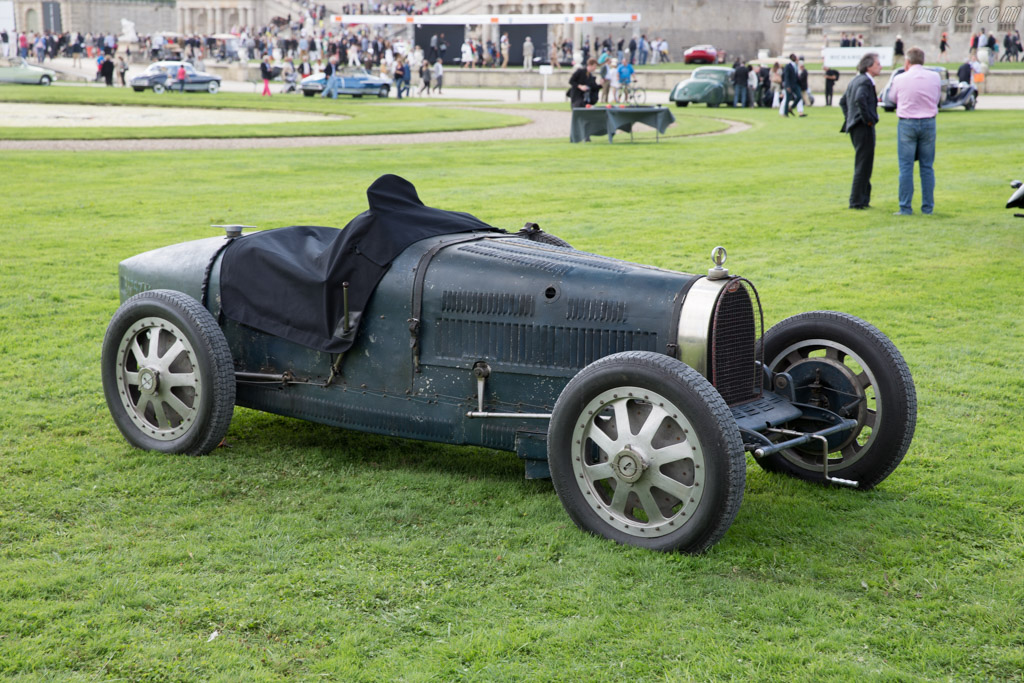 Bugatti Type 35 C - Chassis: 4696 - Entrant: Private Collection  - 2015 Chantilly Arts & Elegance