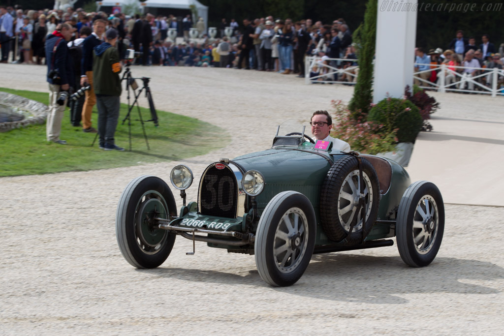 Bugatti Type 35B - Chassis: 4863 - Entrant: William E. Connor  - 2015 Chantilly Arts & Elegance
