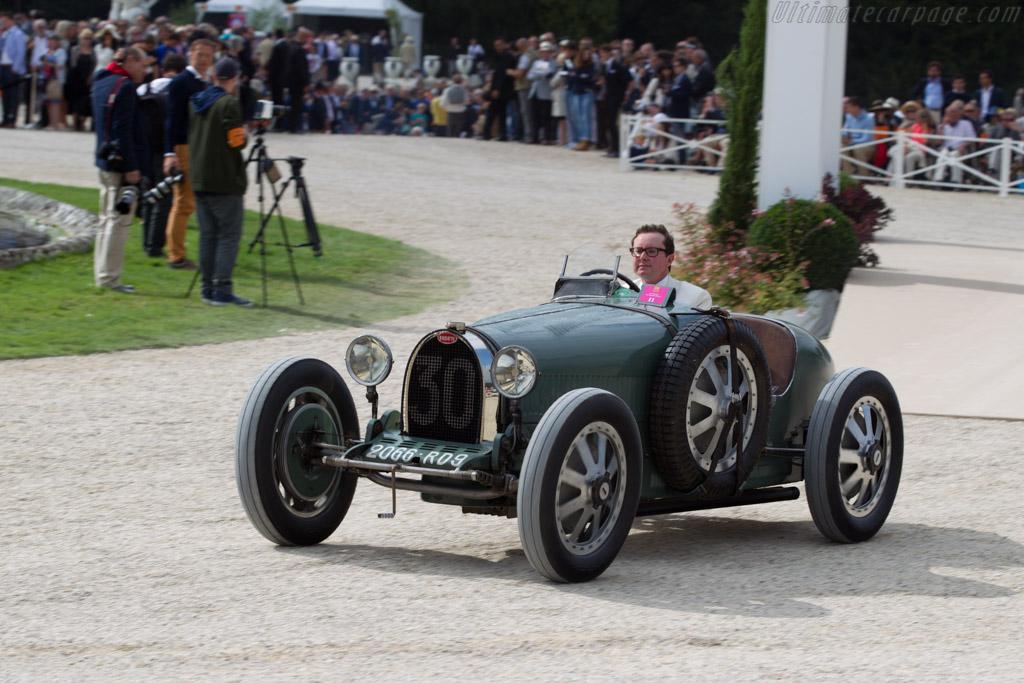 Bugatti Type 35B - Chassis: 4863 - Entrant: William E. Connor  - 2015 Chantilly Arts & Elegance