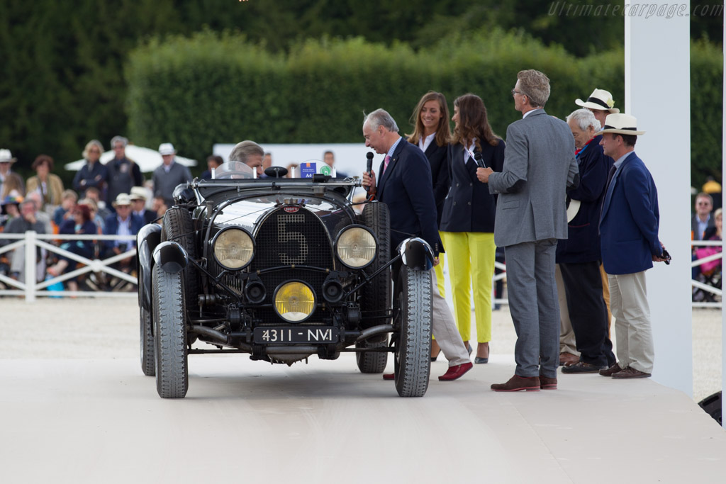 Bugatti Type 50S Le Mans - Chassis: 50177 - Entrant: Private Collection  - 2015 Chantilly Arts & Elegance