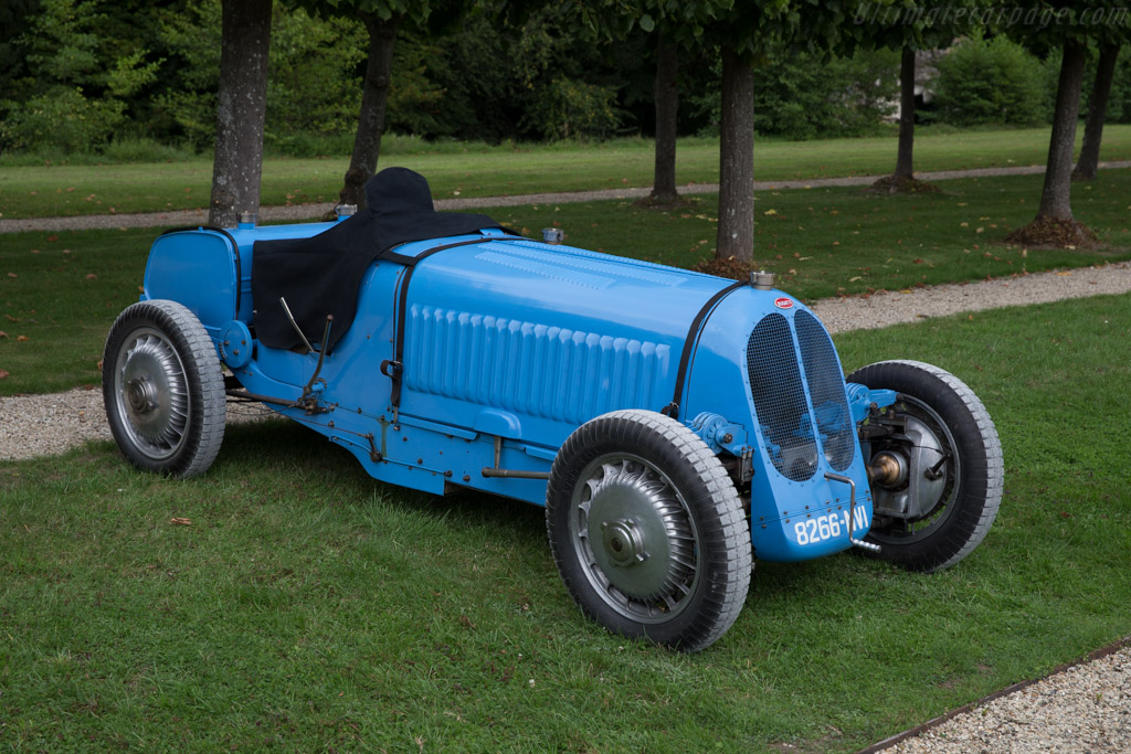 Bugatti Type 53 - Chassis: 53002 - Entrant: Private Collection  - 2015 Chantilly Arts & Elegance