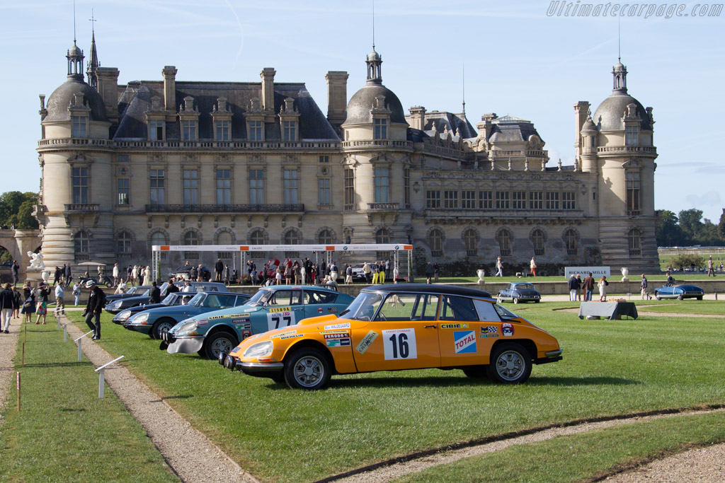 Citroën DS Chamonix - Chassis: 166975 - Entrant: DS Automobiles  - 2015 Chantilly Arts & Elegance