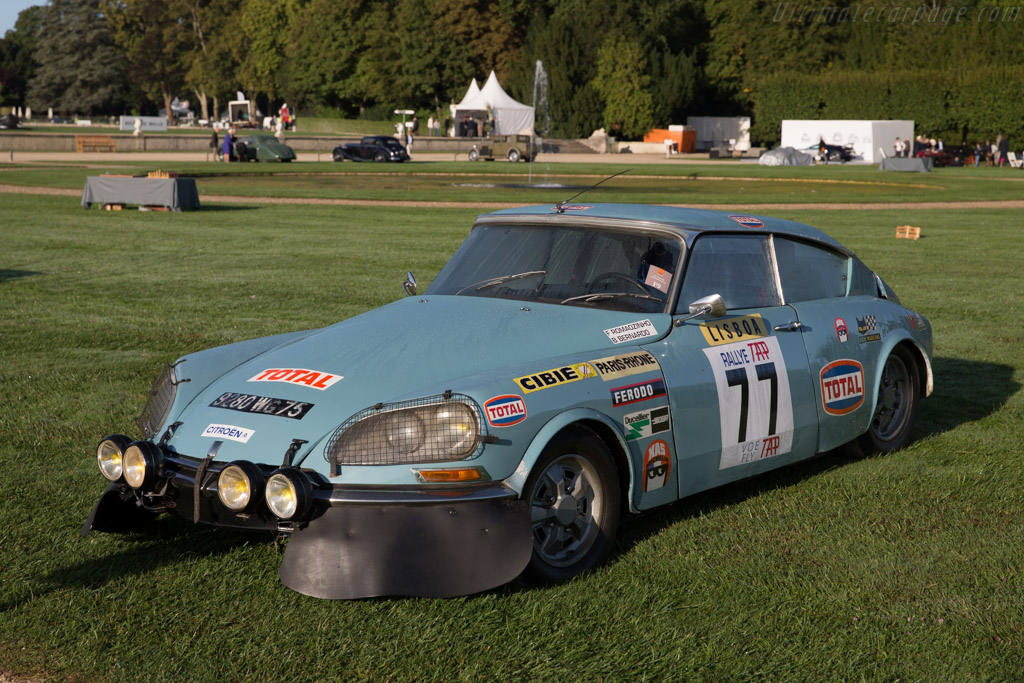Citroën DS Group V - Chassis: 517075 - Entrant: DS Automobiles  - 2015 Chantilly Arts & Elegance