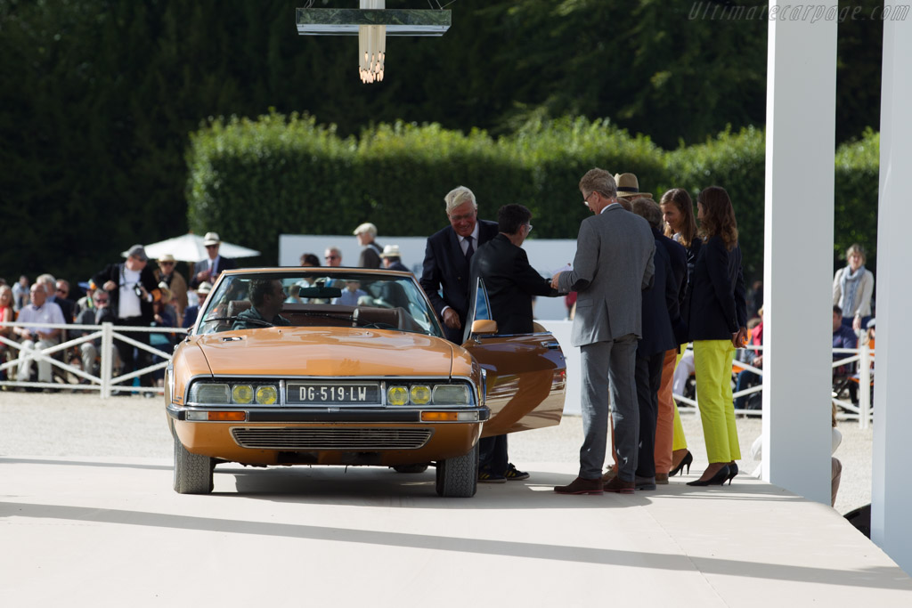 Citroën SM Mylord - Chassis: SC2789   - 2015 Chantilly Arts & Elegance