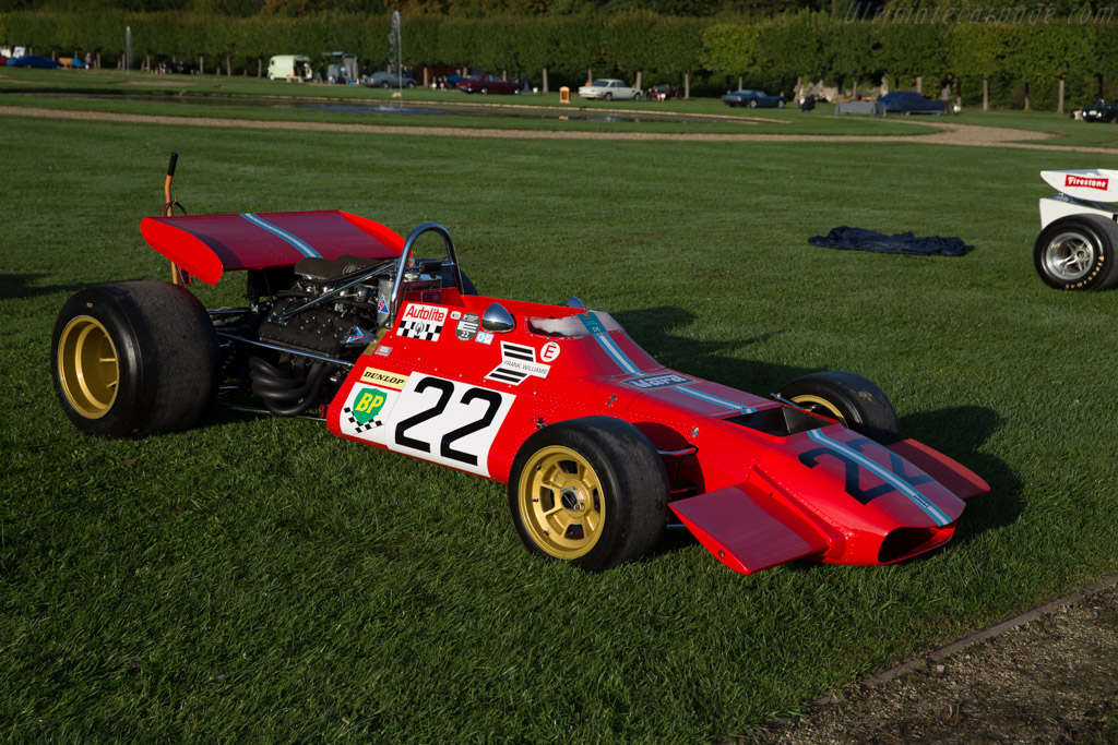 DeTomaso 505 Cosworth - Chassis: 505-381 - Entrant: Private Collection  - 2015 Chantilly Arts & Elegance