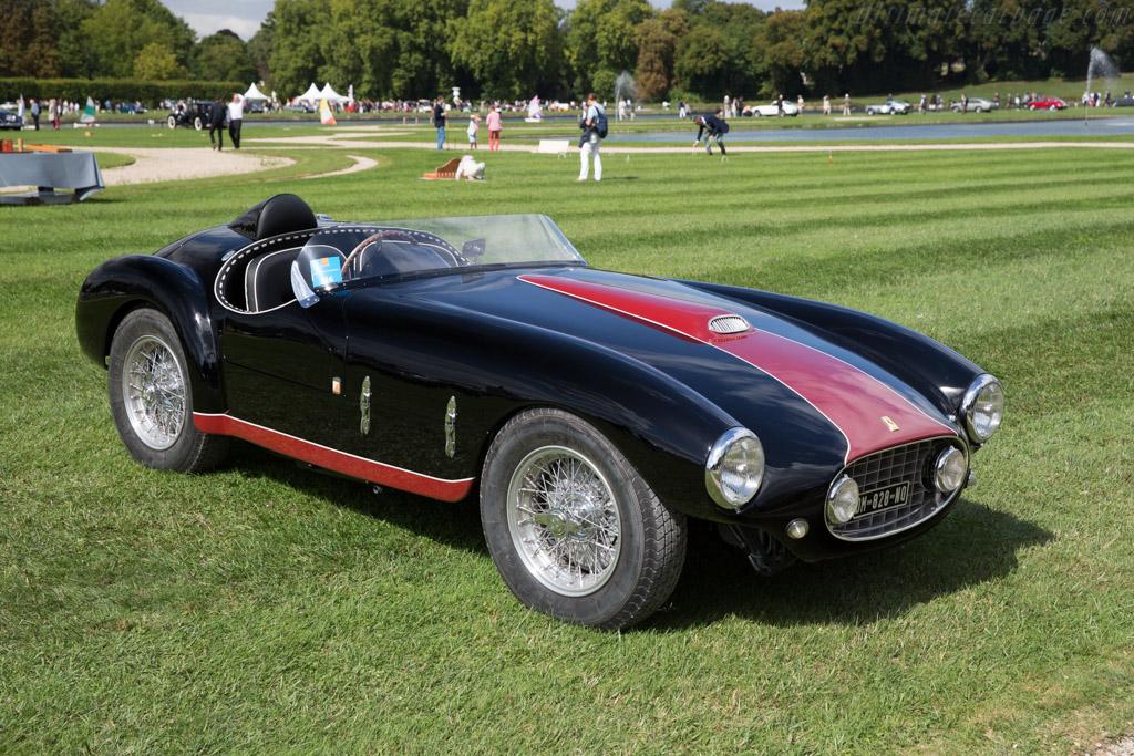 Ferrari 166 MM/53 Oblin Spider - Chassis: 0300M - Entrant: Frederic Leroux  - 2015 Chantilly Arts & Elegance