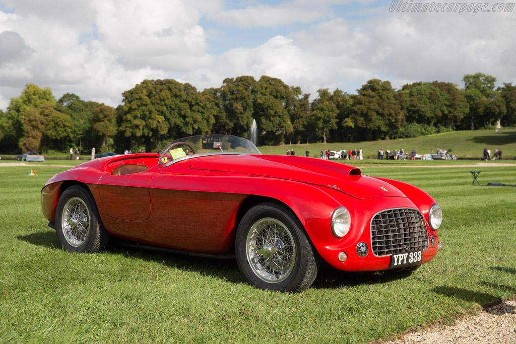 Ferrari 166 MM Touring Barchetta - Chassis: 0040M - Entrant: Sally & Dudley Mason-Styrron  - 2015 Chantilly Arts & Elegance