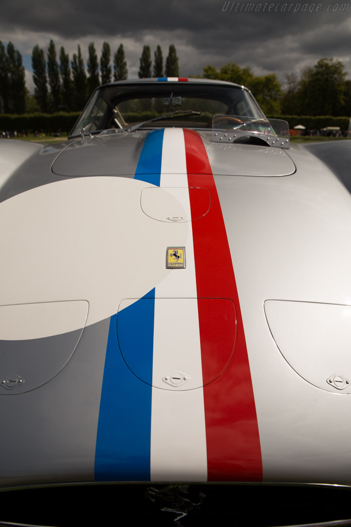 Ferrari 250 GTO - Chassis: 4153GT - Entrant: Christian Glaesel  - 2015 Chantilly Arts & Elegance