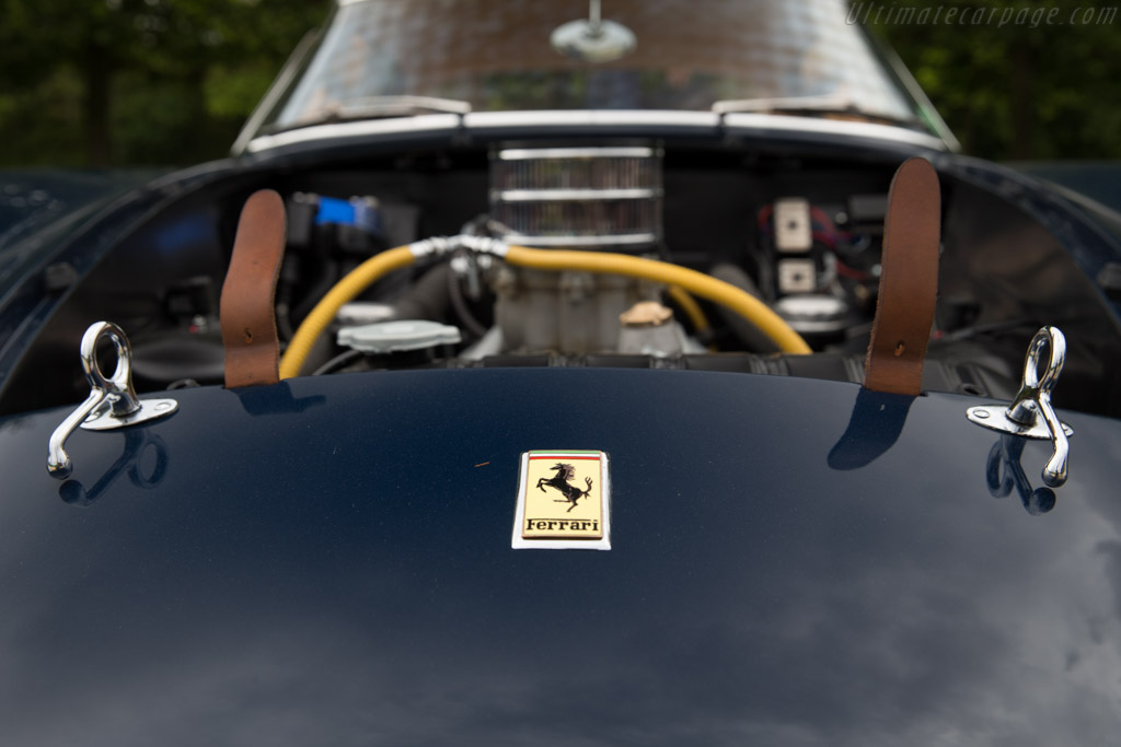 Ferrari 250 MM - Chassis: 0340MM - Entrant: Christian Bertschi  - 2015 Chantilly Arts & Elegance