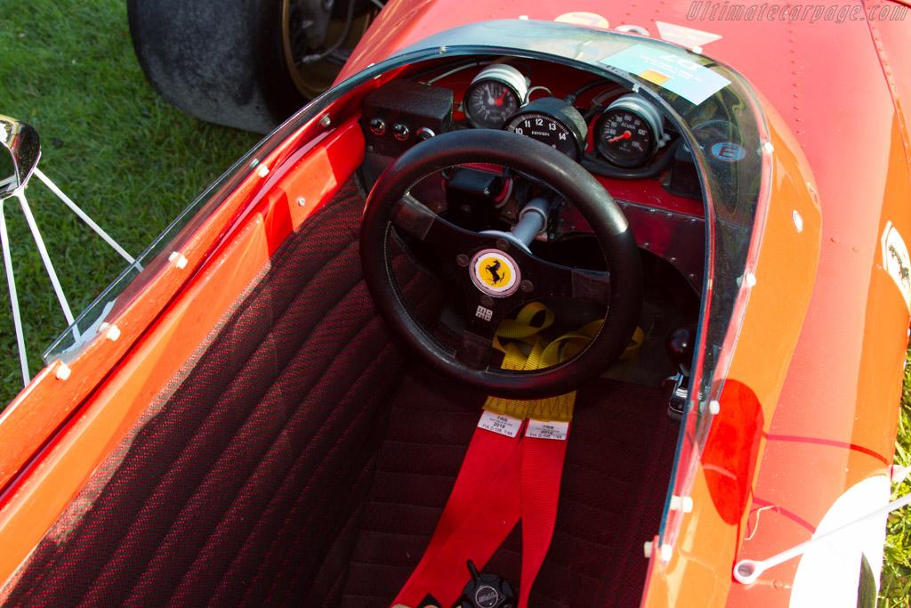 Ferrari 312 B2 - Chassis: 007 - Entrant: Francesco & Julia de Baldanza  - 2015 Chantilly Arts & Elegance