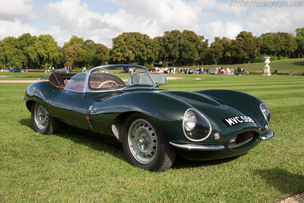Jaguar XKSS - Chassis: XKSS 769 - Entrant: Rebecca Prytherch  - 2015 Chantilly Arts & Elegance