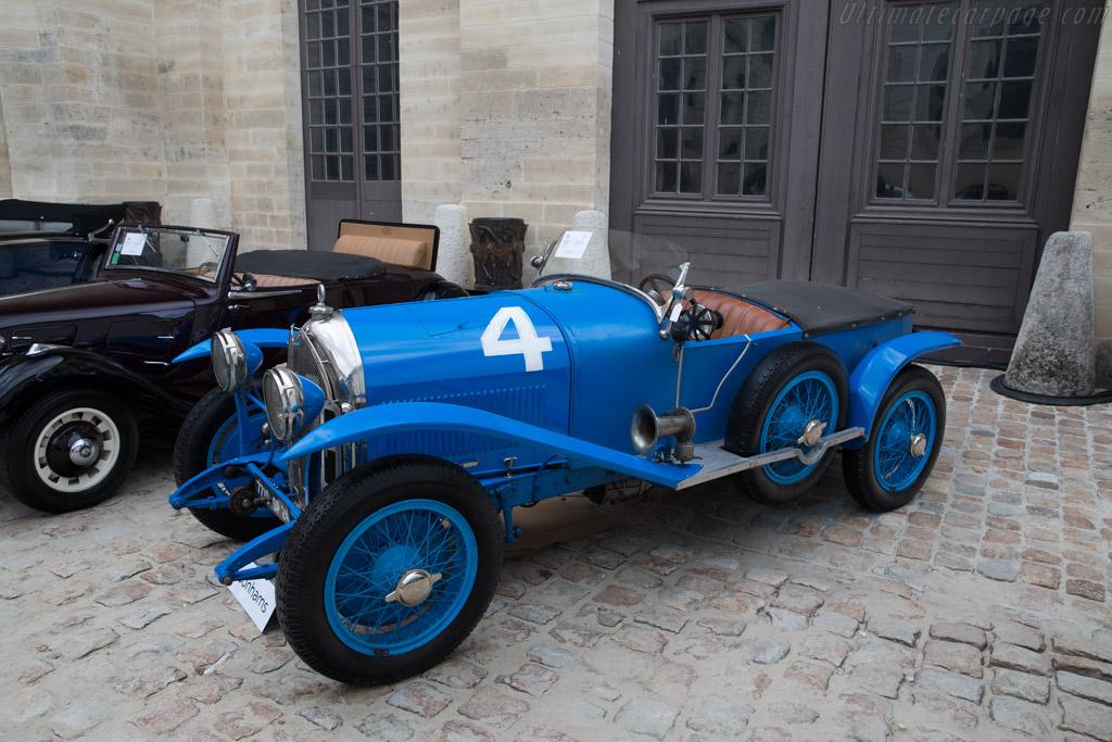 Lorraine Dietrich B3-6 Le Mans - Chassis: 122892   - 2015 Chantilly Arts & Elegance