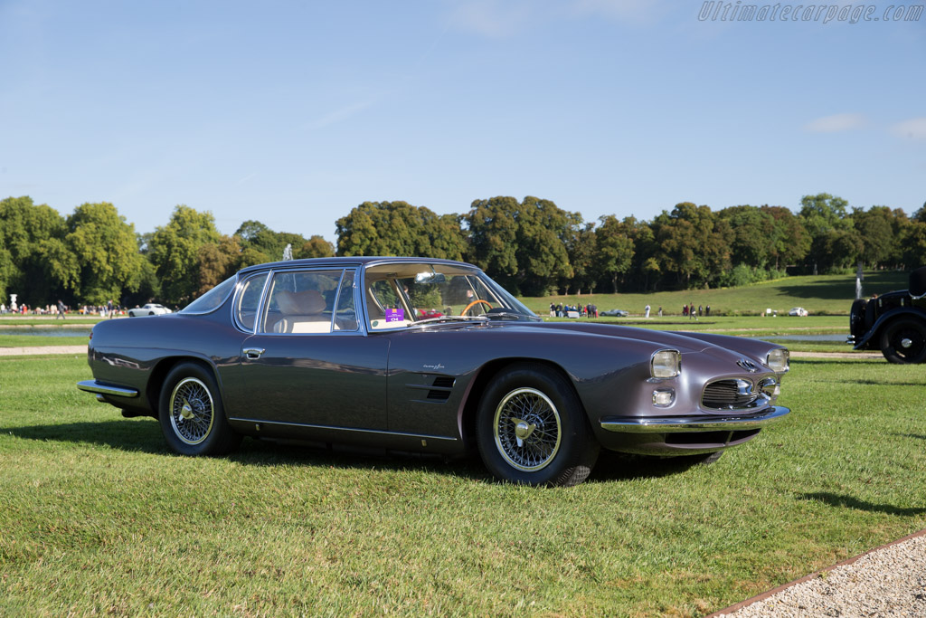 Maserati 5000 GT Frua Coupe - Chassis: 103.060 - Entrant: Franco Meiners  - 2015 Chantilly Arts & Elegance