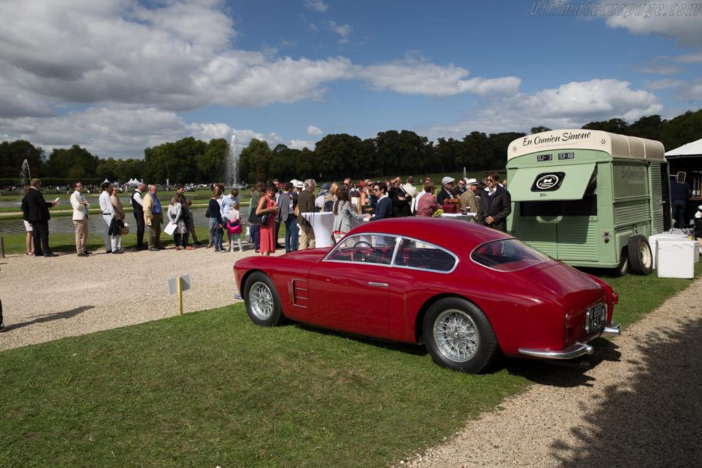 Maserati A6G/54 2000 Zagato Coupe - Chassis: 2123 - Entrant: Jeremy Lancksweert  - 2015 Chantilly Arts & Elegance