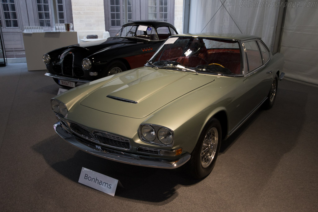 Maserati Mexico Frua Coupe - Chassis: 003   - 2015 Chantilly Arts & Elegance
