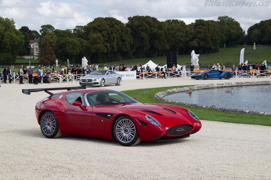Maserati Mostro    - 2015 Chantilly Arts & Elegance