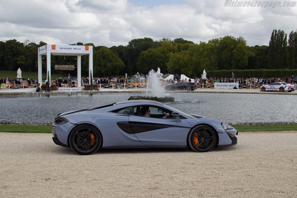McLaren 570S MSO    - 2015 Chantilly Arts & Elegance