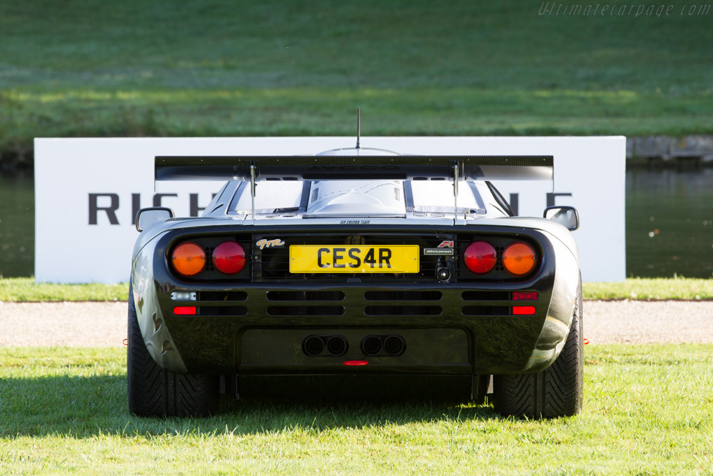 McLaren F1 GTR - Chassis: 05R - Entrant: Private Collection  - 2015 Chantilly Arts & Elegance