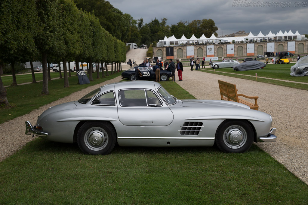 Mercedes benz 300 sl chassis entrant for Mercedes benz chantilly