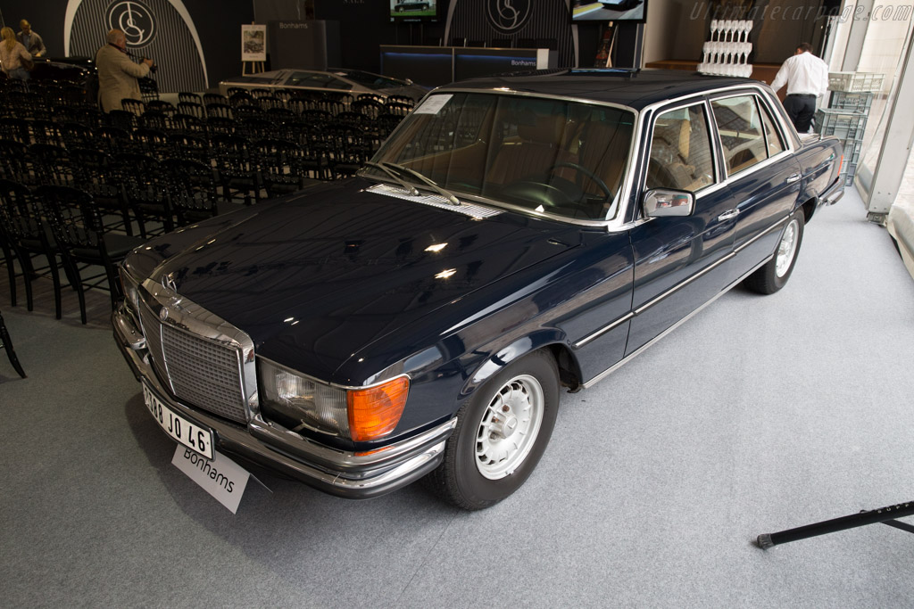 Mercedes benz 450 sel 6 9 chassis for Mercedes benz of chantilly