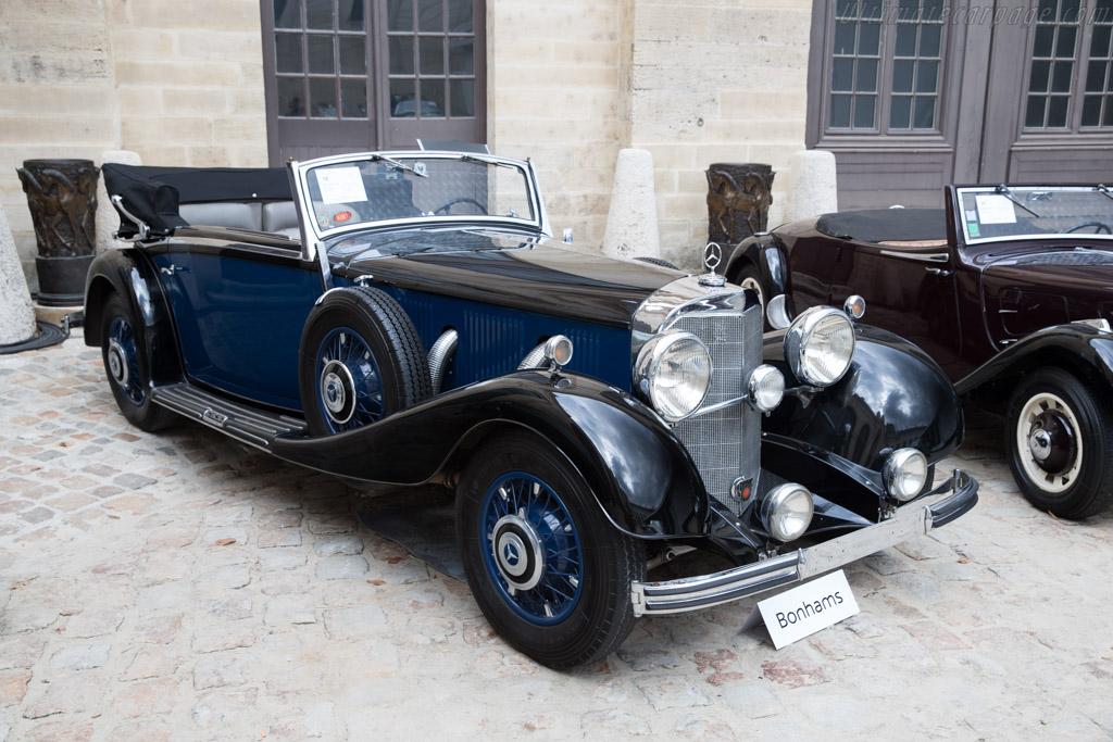 Mercedes-Benz 500 K Cabriolet C - Chassis: 113658   - 2015 Chantilly Arts & Elegance