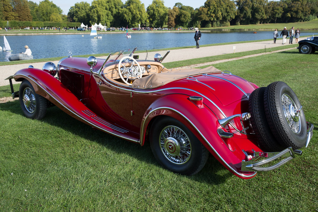 Mercedes-Benz 500 K Spezial Roadster - Chassis: 105380   - 2015 Chantilly Arts & Elegance
