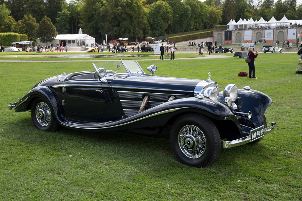 Mercedes-Benz 500 K Spezial Roadster - Chassis: 123700 - Entrant: Evert Louwman  - 2015 Chantilly Arts & Elegance