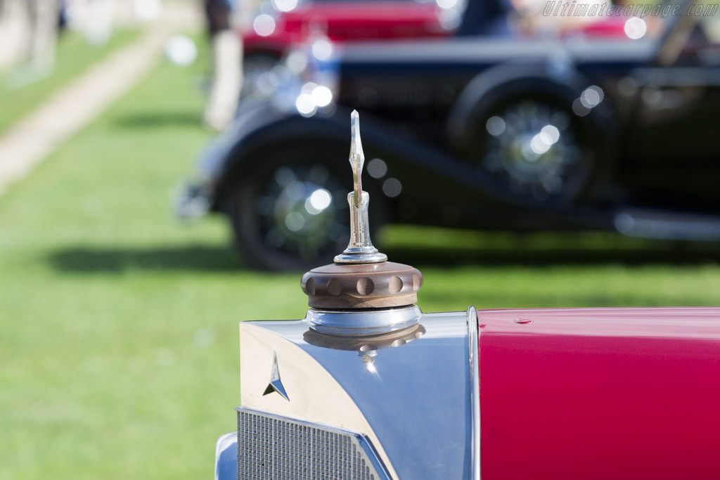 Mercedes-Benz 630 K  - Entrant: Daimler AG  - 2015 Chantilly Arts & Elegance