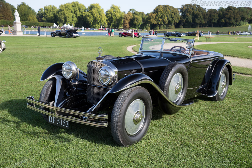 Mercedes-Benz 680 S Saoutchik Roadster - Chassis: 35968   - 2015 Chantilly Arts & Elegance