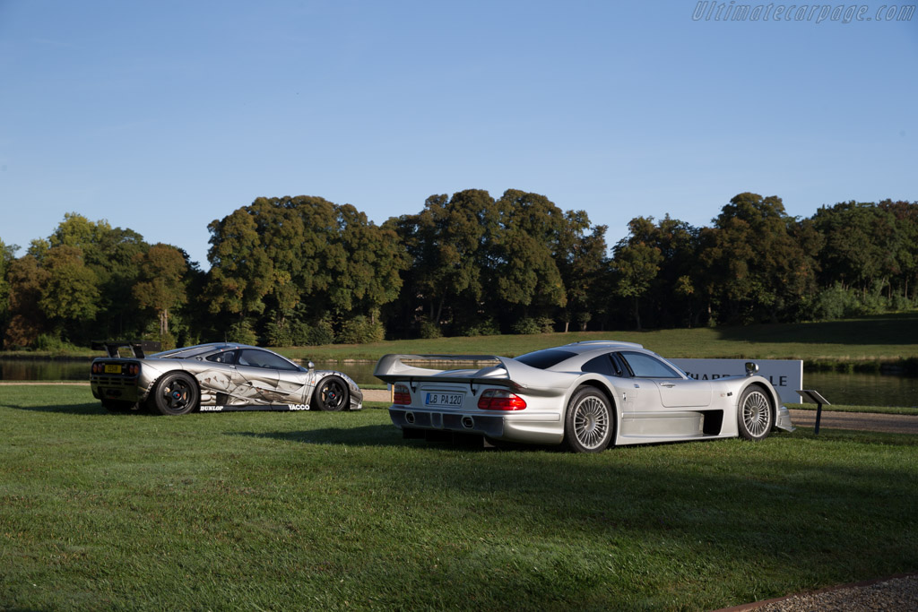 Mercedes-Benz CLK LM Strassenversion - Chassis: 002 - Entrant: Private Collection  - 2015 Chantilly Arts & Elegance