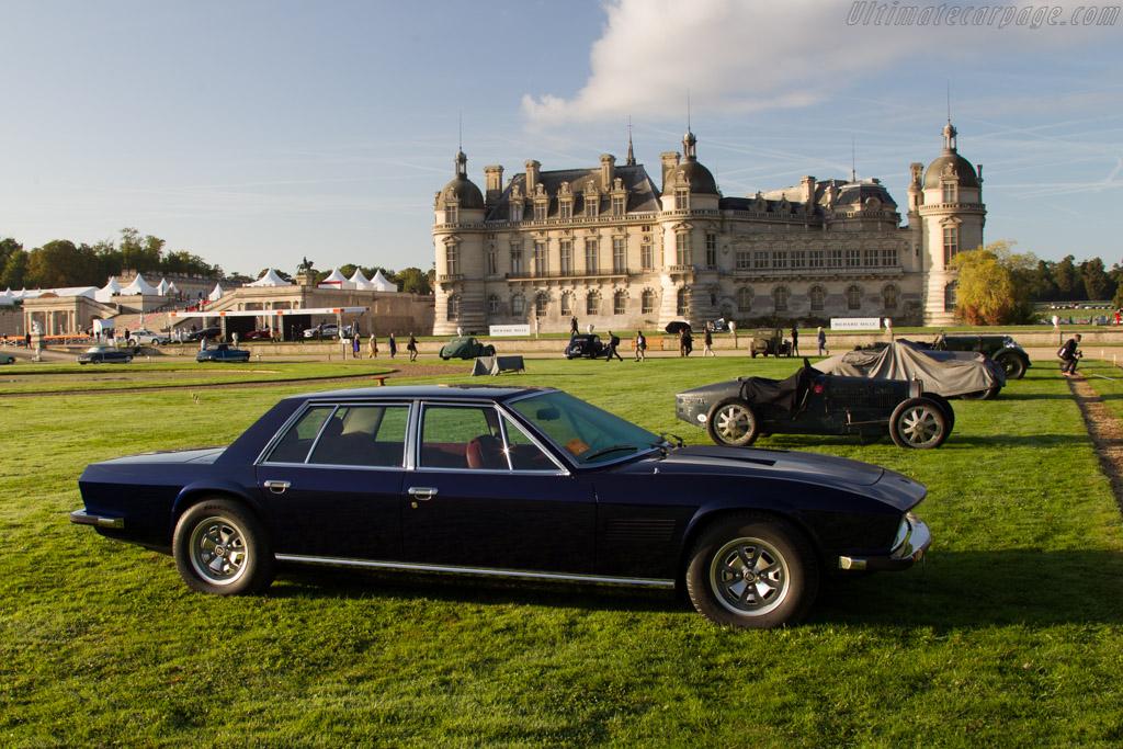 Monteverdi 375 4 Chassis 3118 Entrant Simon Kidston