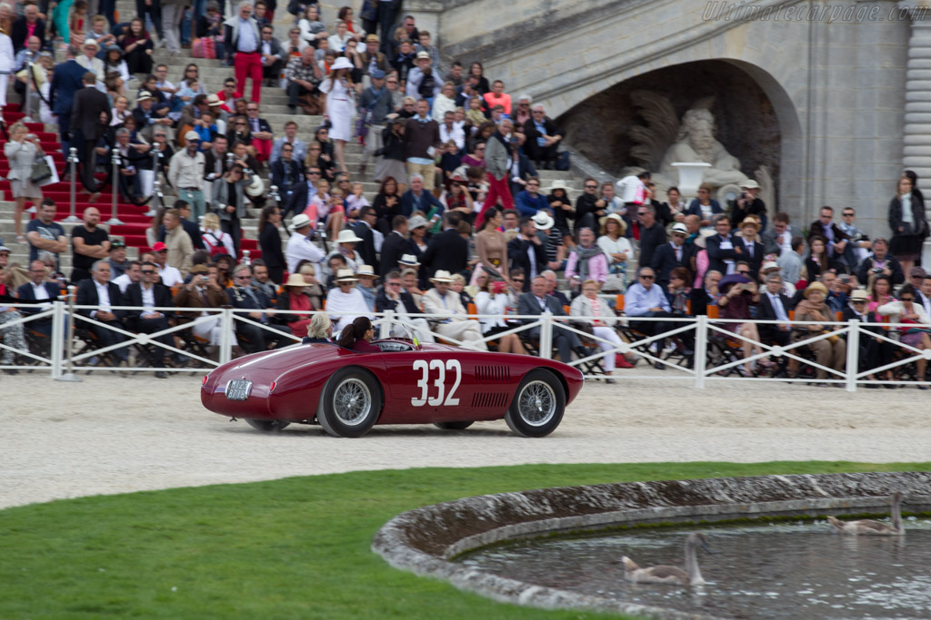 OSCA 2000 S - Chassis: 2004 - Entrant: Michael Troesser  - 2015 Chantilly Arts & Elegance