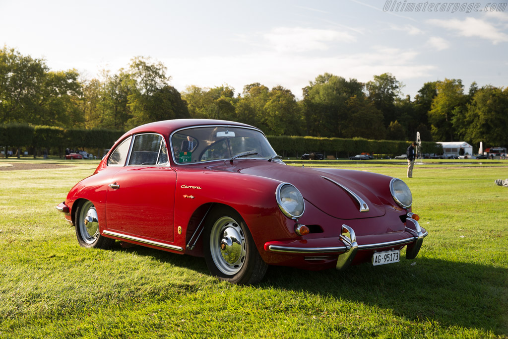 Porsche 356 2000 GS Carrera 2  - Entrant: Christian Hartmann  - 2015 Chantilly Arts & Elegance