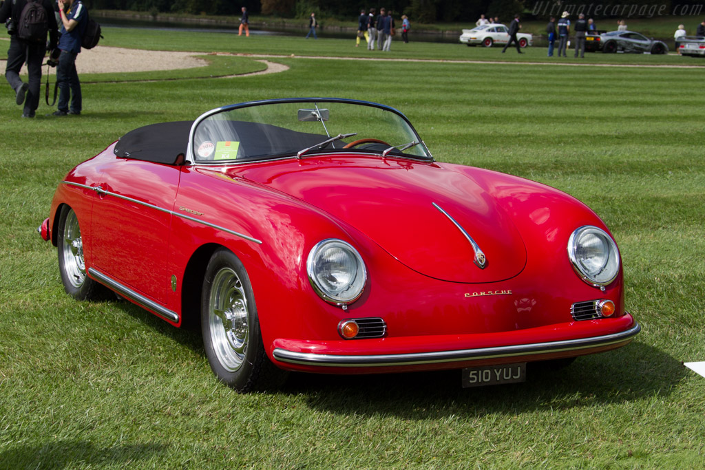 Porsche 356 Speedster 2015 Chantilly Arts Amp Elegance
